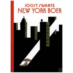 Swarte strips HC New Yorker boek