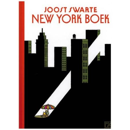 Swarte  strips HC New York boek