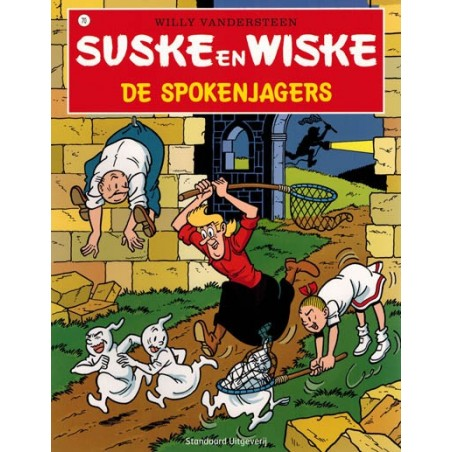 Suske & Wiske  070 De spokenjagers