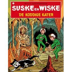 Suske & Wiske  074 De koddige kater
