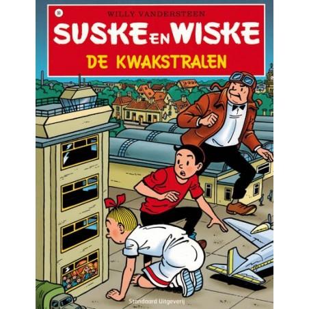 Suske & Wiske  099 De kwakstralen