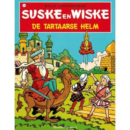 Suske & Wiske  114 De tartaarse helm