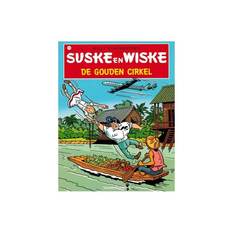 Suske & Wiske  118 De gouden cirkel