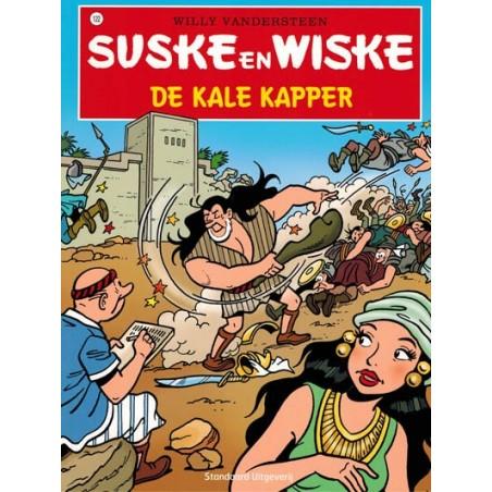 Suske & Wiske  122 De kale kapper