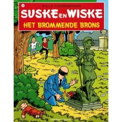 Suske & Wiske  128 Het brommende brons