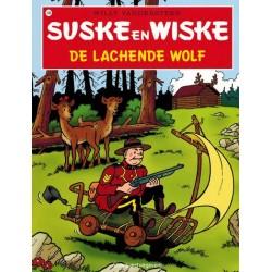 Suske & Wiske  148 De lachende wolf