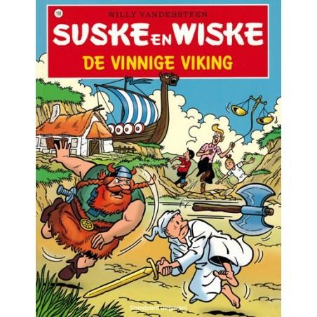 Suske & Wiske  158 De vinnige viking