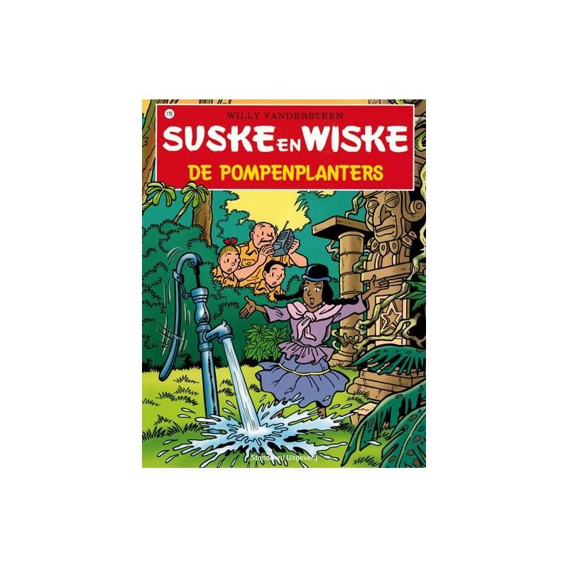 Suske & Wiske  176 De pompenplanters