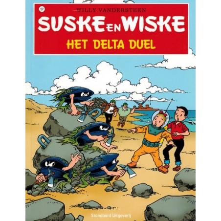 Suske & Wiske  197 Het delta duel