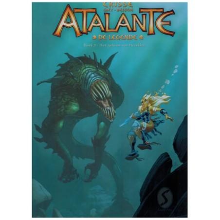 Atalante  09 HC Het geheim van Herakles