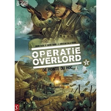 Operatie Overlord 05 De pointe du hoc (Het begin van D-Day)