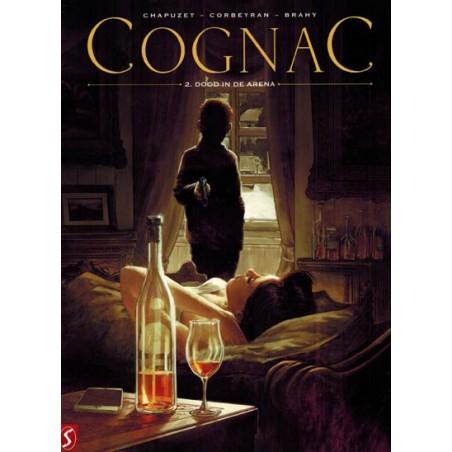 Cognac 02 Dood in de arena