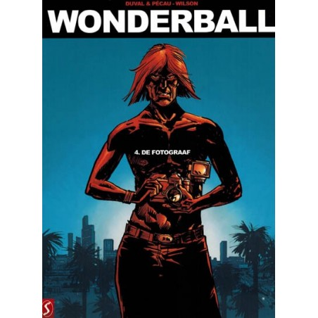 Wonderball 04 De fotograaf