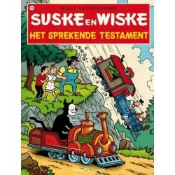 Suske & Wiske  119 Het sprekende testament