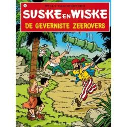 Suske & Wiske  120 De geverniste zeerovers