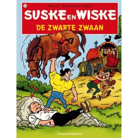 Suske & Wiske  123 De zwarte zwaan