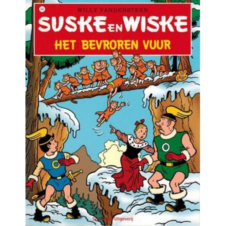 Suske & Wiske  141 Het bevroren vuur