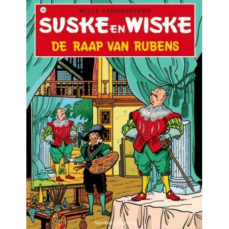 Suske & Wiske  164 De raap van Rubens