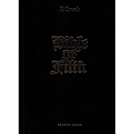 Crumb strips HC Bible of filth