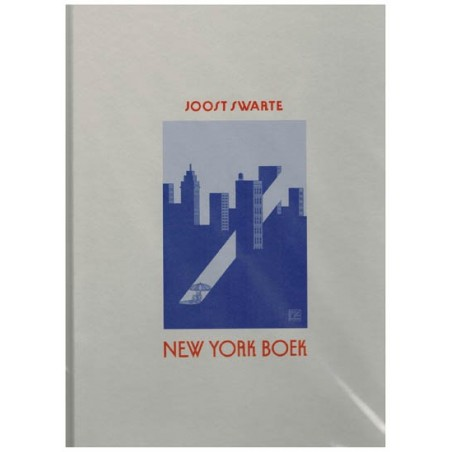 Swarte  strips Luxe HC New York boek