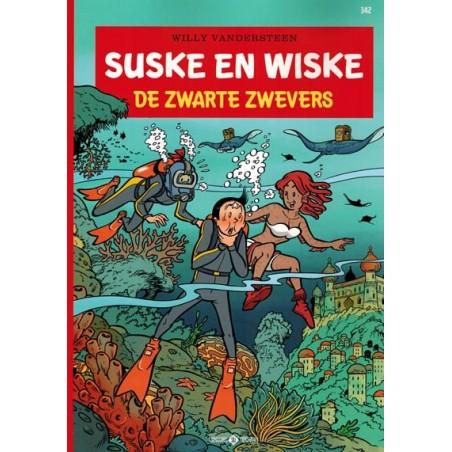 Suske & Wiske  342 De zwarte zwevers (naar Willy Vandersteen)