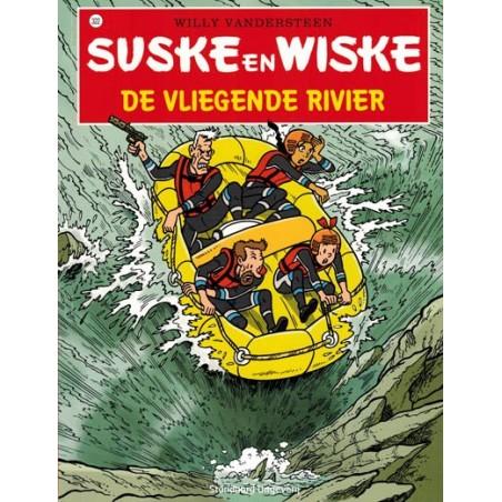 Suske & Wiske  322 De vliegende rivier (naar Willy Vandersteen)