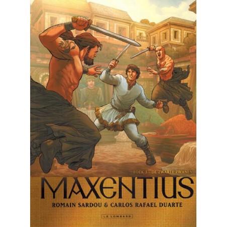 Maxentius 03 De zwarte zwanen