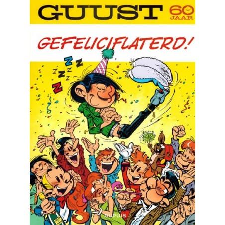 Guust Flater   60 Jaar Gefelicitflaterd!