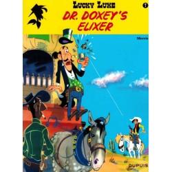 Lucky Luke   07 Dr. Doxey's elixer