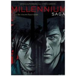 Millennium saga 02 De nieuwe Spartanen (Stieg Larsson)