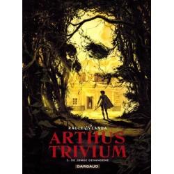 Arthus trivium 03 De jonge gevangene