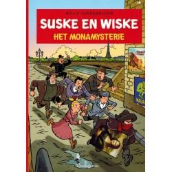 Suske & Wiske   341 Het monamysterie (naar Willy Vandersteen)