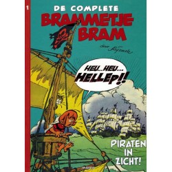 Brammetje Bram  integraal 01 HC Piraten in zicht!