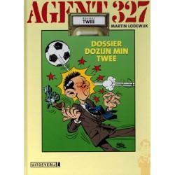 Agent 327  Luxe HC 02 Dossier dozijn min twee