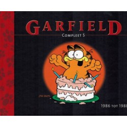 Garfield  integraal HC 05 1986 tot 1988