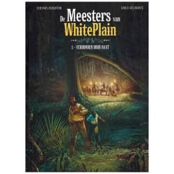 Meesters van White Plain 01 HC Verbonden door haat
