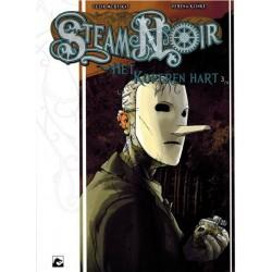 Steam noir 03 Het koperen hart deel 3 (van 4)