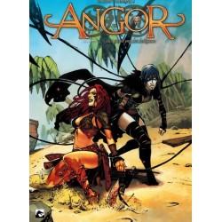 Angor 03 Het eiland van het heiligdom