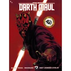 Star Wars  NL Darth Maul 01 Niet zonder strijd deel 1 (van 2)