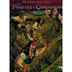 Pirates of the Carribean Avonturen 02 Banshee-bonus & Moeder van water