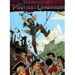 Pirates of the Carribean Avonturen 01 Bewakers van de Windward-baai & Water en vuur