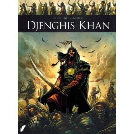 Zij schreven geschiedenis  04 Djenghis Khan