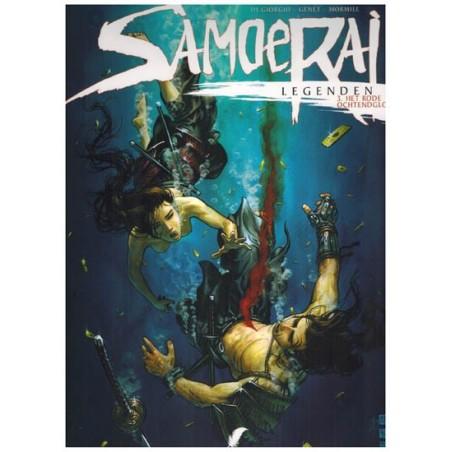 Samoerai  legenden 03 Het rode ochtendgloren