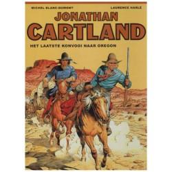 Jonathan Cartland  HC 02 Het laatste konvooi naar Oregon