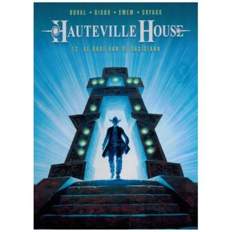Hauteville House 13 HC De orde van de obsidiaan