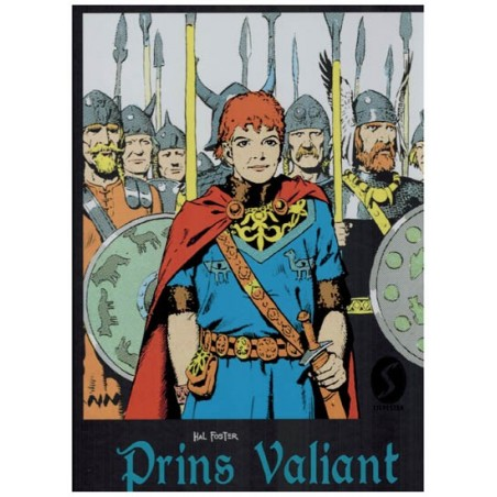 Prins Valiant  29 HC Jaargang 1965