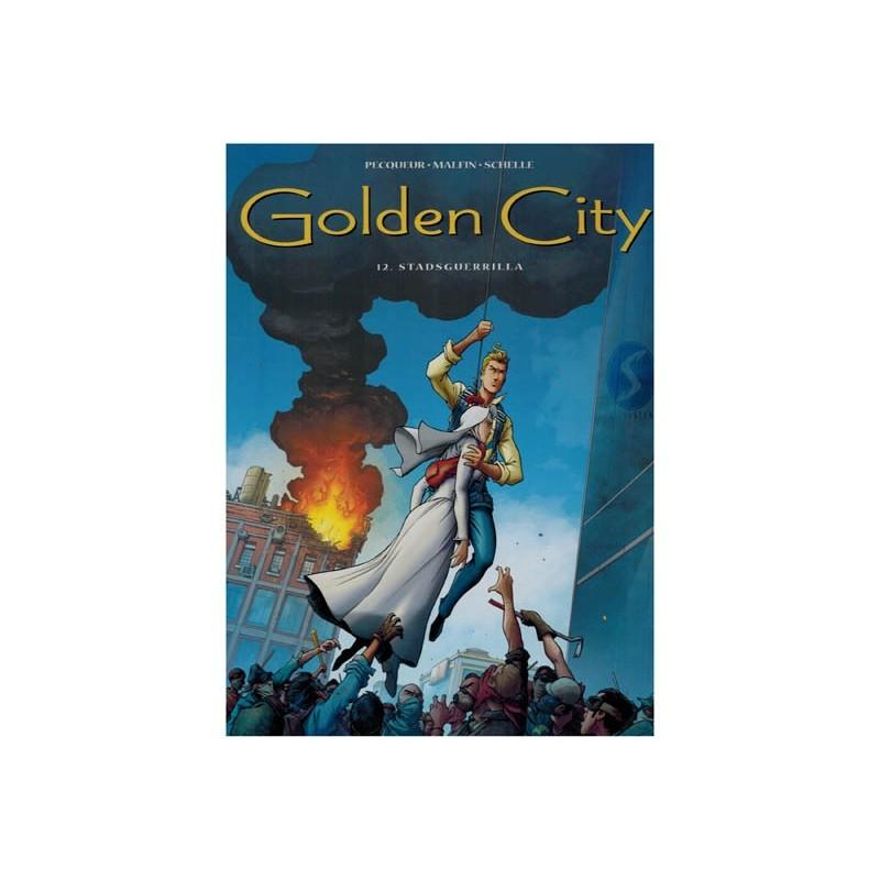 Golden City  12 HC Stadsguerilla