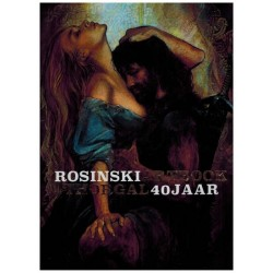 Thorgal   HC Rosinski artbook 40 jaar