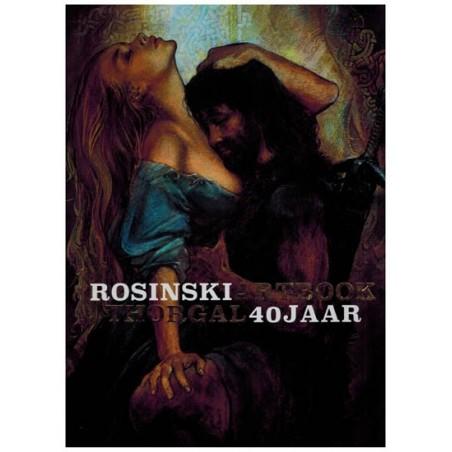 Thorgal  HC Rosinski artbook 40 jaar 1e druk 2017