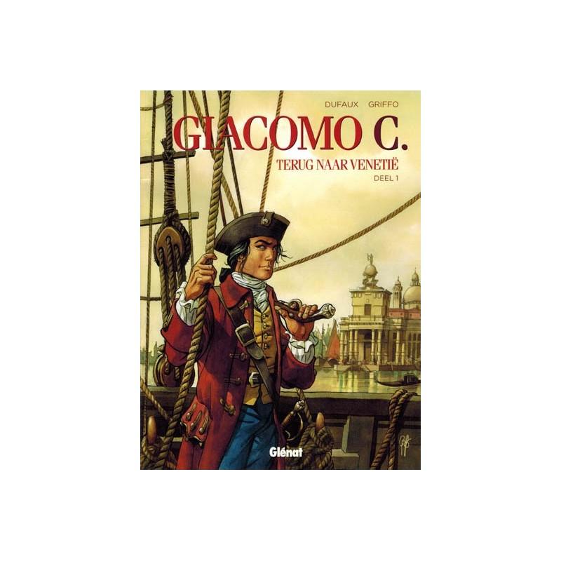 Giacomo C.  II Terug naar Venetie 01